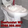 Solutii de desfundat wc-ul