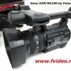 Sony HXR-NX100/ Panasonic AG-AC30/ Videocamere nunta la Famivideo