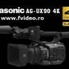 Sony HXR-NX100/ PXW-Z150 si Panasonic AG-30/ AG-UX90/ AG-UX180. Famivideo Pro.