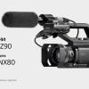 Sony HXR-NX80 Videocamera Filmare 4K nunti, evenimente !