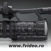 Sony NX100; Sony Z150; Panasonic AC30; Videocamere nunta/studio, Garantie 2 ani