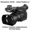 Sony NX100; Z150; Sony FS5; Panasonic AC30; UX90; UX180 Videocamere profesionale