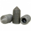 Stift filetat locas imbus cap conic (Hexagon socket set screws with cone point)