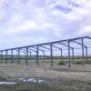 Structura hala metalica 12x25m