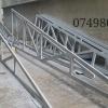 Structura metalica hala 12m x 32m 7300 euro