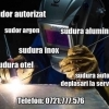 Sudor autorizat argon, sudura auto, sudura aluminiu