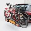 Suport 3 Biciclete Parma cu prindere pe carligul de remorcare