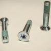 Surub amprenta hexalobulara cap semibombat(hexalobular socket flat head screws)