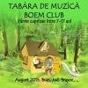 Tabara de muzica Boem Club