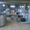 Tancuri racire lapte din inox, garantie
