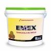 Tencuiala de Soclu Decorativa Marmorata EMEX /Kg - Alb