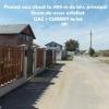 Teren 250 mp - GAZ + CURENT electric la lot - Berceni Ilfov