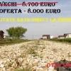 Teren 323 mp si Curent la lot, in RATE - Berceni Ilfov