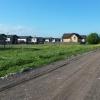 Teren in Rate cu utilitati cartier rezidential / comuna Berceni intrare