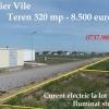 Teren intravilan 320 mp/utili, strada Macului - comuna Berceni