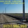 Teren intravilan 320 mp/ utili, strada Macului - comuna Berceni