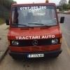 Tractari auto Bucuresti de la 90 ron