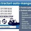 Tractari Auto Mangalia-Constanta si inchirieri macarale