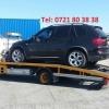 Tractari auto - masini Bucuresti - Ilfov , Autostrada A1 , A2 , A3