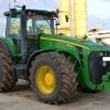 Tractor John Deere 8530