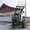 Tractor marca JOHN DEERE 2040 AS