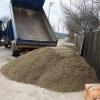 Transport agregate balastiera nisip pietriș