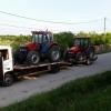 Transport auto pe platforma, inclusiv utilaje. Tel : 0764430829