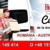 Transport colete Romania - Austria - Germania