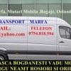 Transport Marfa, Mutari Mobila ,Bagaje, Oriunde, Oricand !