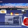 Transport persoane romania germania