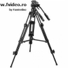 Trepied video E-Image Weifeng FT-9901 Professional Kit 6Kg / 192 cm
