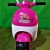 Tricicleta electric PANDA Roz Nou