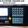 Tus analizor noxe AVL DiSmoke 435,Flux 5000,Motor X 770,Tecnotest 488