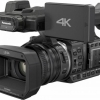 UHD / Full HD / 4K  Panasonic HC-X1000E + Background Recording