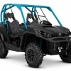 UTV Can-Am Commander 1000 XT Matte Black - Octane Blue