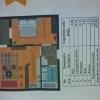 Vand apartamente 3 camere 63300 euro