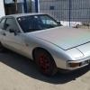 Vand Porsche 924 - Vehicul istoric
