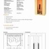 Vand sauna infrarosu