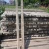 Vand spalieri din beton