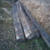 Vand Traverse de lemn