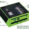 Vand urgent mini sistem PC Gigabyte BRIX.