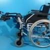 Vanzare scaun cu rotile cu suportii reglabili / 47 cm