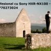 Videocamere Wedding - Sony HXR-NX100 / Panasonic AG-AC30 - Fvideo.ro