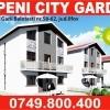 Vila 5 camere Otopeni City Gardens, P+2, 190mp