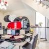 Vila, pe design distinctiv