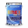 Vopsea Termorezistenta Siliconica EMEX TRS 400 /Kg - Negru