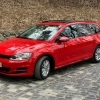 VW Golf 7 Variant, fab 2014, Euro 6.