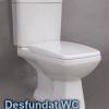 WC infundat bloc