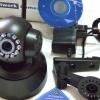 Wi Fi Camera de Supraveghere IP Network Reglaj pe Verticala si Orizontala