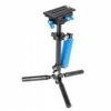 Wieldy S-43, Wieldy S-63 Mini 3 Foot Stabilizer steadycam, flycam carbon.